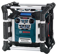 Bosch Power Box 360 Jobsite Radio