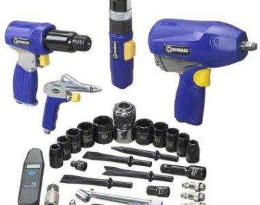 Kobalt 4-Tool Air Tool Kit at Lowes