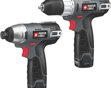 Porter Cable Lithium Ion 12 Volt Drill Impact Driver