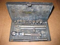 Vintage Craftsman Socket Set