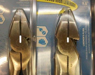 Channellock 369 Improved Linemen Pliers vs Original