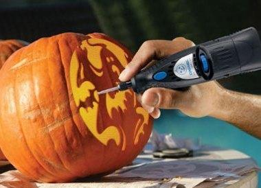 Dremel Cordless Pumpkin Carver