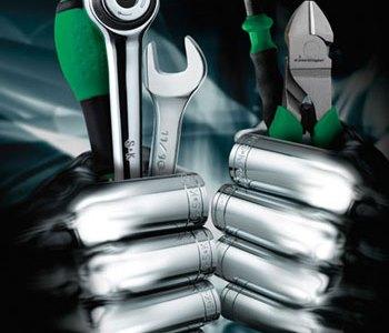 SK Hand Tools Socket Fingers Logo