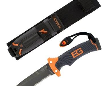 Gerber Bear Grylls Survival Knife