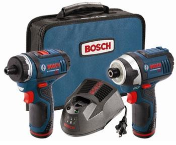 Bosch CLPK27-120 12V Max Combo Tool Kit