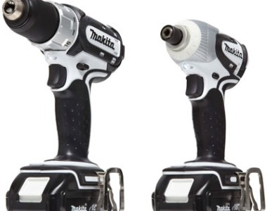 Makita LCT200W 18V Drill and Impact Driver Kit