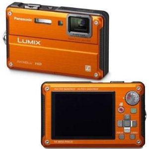 Panasonic TS2 Rugged Digital Camera