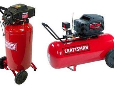 Craftsman Compressor Recall Feb 2011