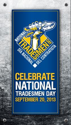 Irwin Tradesman Day 2013