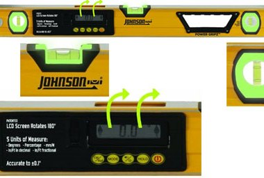 Johnson Level and Tool Glo-View Digital Level