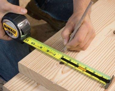 Dewalt 25 Foot Measuring Tape