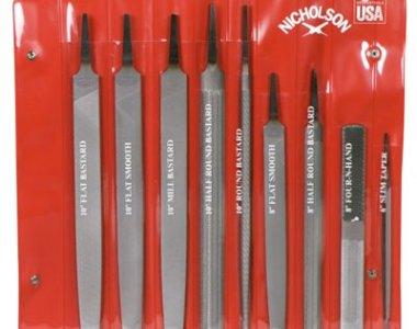 Nicholson Maintenance Hand File Kit