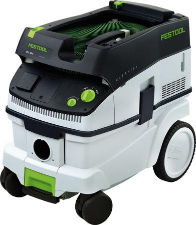 Festool CT26 E Dust Extractor