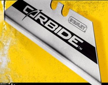 Stanley Carbide Utility Knife Blade