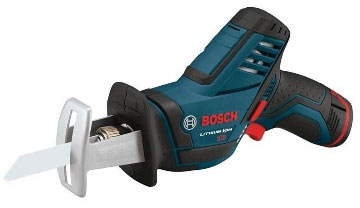 Bosch PS60 12V Compact Cordless Reciprocating Saw