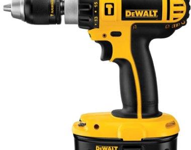 Dewalt DC725KA 18V Cordless Hammer Drill Driver