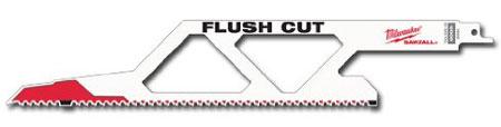 Milwaukee Flush-Cutting Sawzall Blade