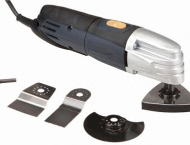 Chicago Electric Variable Speed Oscillating Multi-Tool