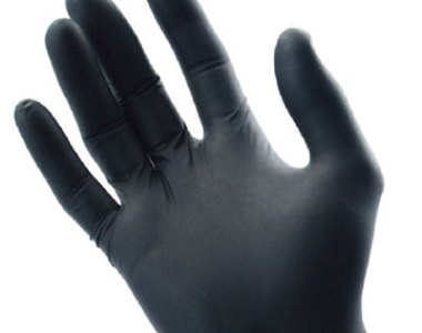 Microflex Midknight Nitrile Gloves