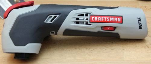 Craftsman Nextec 2nd Generation Oscillating Multi-Tool
