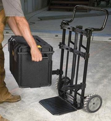 Dewalt Tough System Case L-Cart Carrier