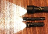 Dewalt LED Flashlights Family Beam Angle Example