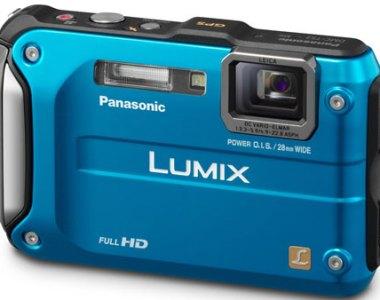 Panasonic Lumix TS3 Rugged Digital Camera