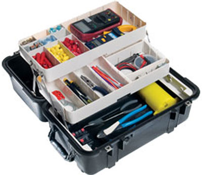 Pelican Cases 1460Tool Mobile Tool Chest