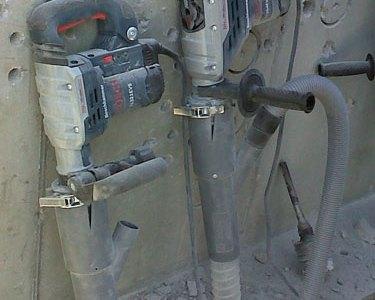 Bosch Hammer Dust Shrouds