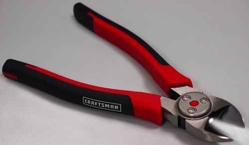 Craftsman Lighted Diagonal Cutters