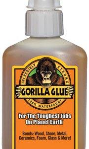 Gorilla Glue 2oz Bottle Clog Free Cap