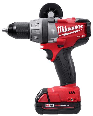 Milwaukee M18 FUEL Hammer Drill