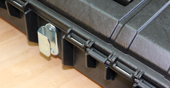 Dewalt Small Tough Case Hinge and Security Latch