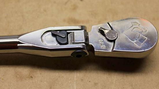 Amstrong Locking Flex Head Ratchet Head -3
