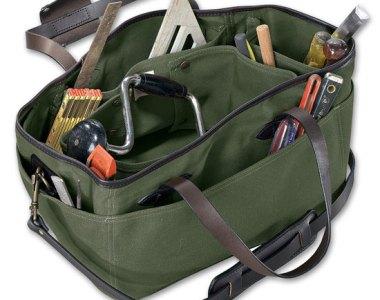 Filson Twill Utility Bag