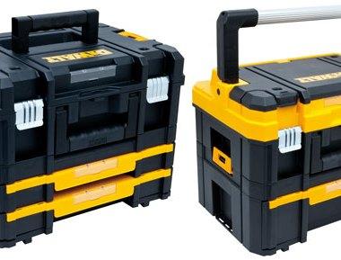 Dewalt Tstak Tool Boxes