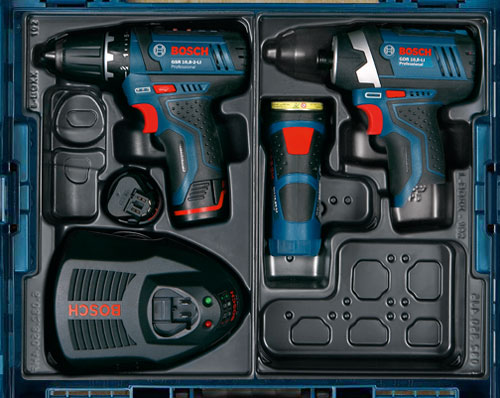 Bosch L-Boxx Combo Inserts