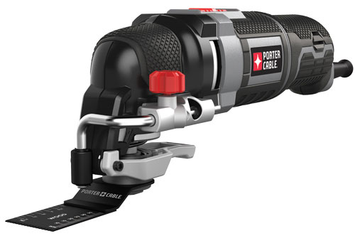 Porter Cable Oscillating Multi-Tool PCE605K Angle