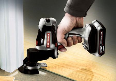 Craftsman Bolt-On 20V Oscillating Tool