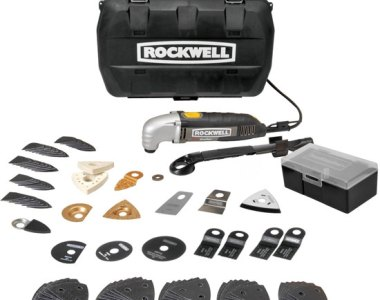 Rockwell Sonicrafter 100pc Kit