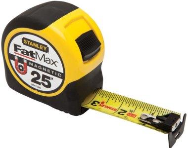 Stanley FatMax Magnetic Tape Measure