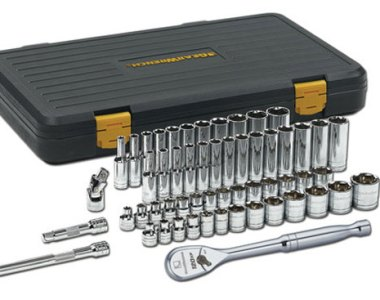Gearwrench 120XP Ratchet Socket Set