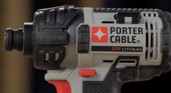 Porter Cable 20V PCC640 Impact Driver Head