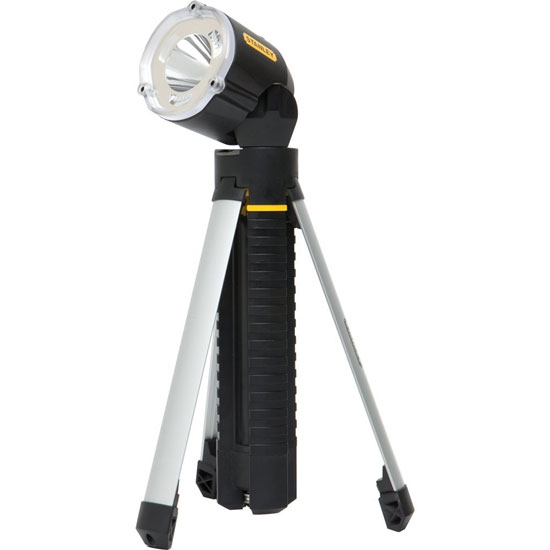 Stanley 95-112 LED Tripod Flashlight