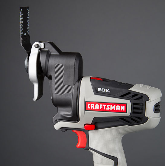 Craftsman Bolt-On Oscillating Multi-Tool