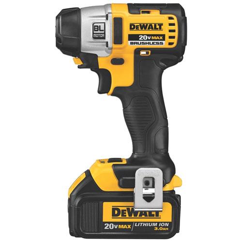 Dewalt 20V Brushless Impact Driver