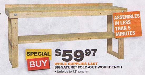 Home Depot Black Friday 2012 Tool Deals 3