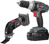 Porter Cable 18V Combo Kit Lowes Black Friday 2012