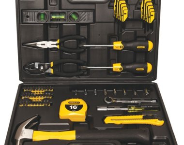 Stanley 65pc Homeowner Tool Kit