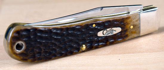 Case Back Pocket Knife Side